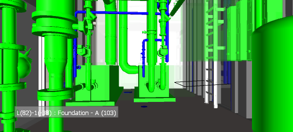 BIM Model Screenshot