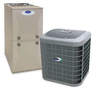 Carrier Infinity Furnace and Air Conditioning