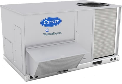 Carrier 48LC Series Rooftop Unit